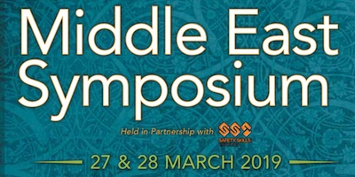 Middle East Symposium 2019